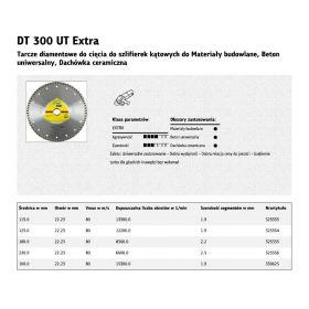 DT300UT-74024