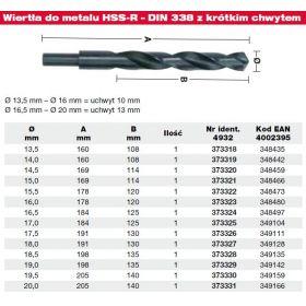 WIERTLO-DO-METALU-HSS-R-135-20-MILWAUKEE-27025