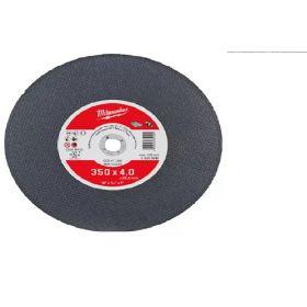 MILWAUKEE TARCZA DO KAMIENIA 41/350x4,0mm  25,4mm PRO+ 4932472264