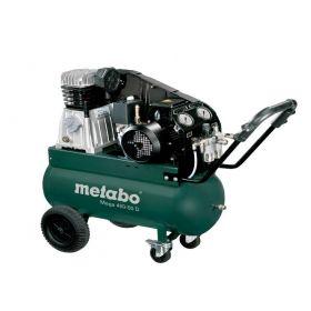METABO SPRĘŻARKA OLEJOWA 400V 50L 260 l/min MEGA 400-50 D 601537000