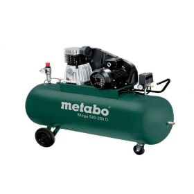 METABO SPRĘŻARKA OLEJOWA 400V 200L MEGA 520-200 D 601541000