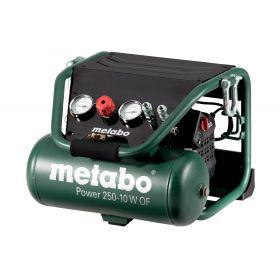 METABO SPRĘŻARKA BEZOLEJOWA 230V 10L POWER 250-10 W OF 601544000