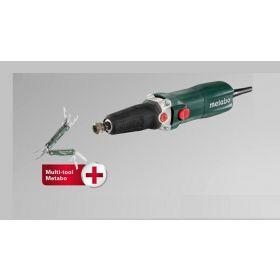 METABO SZLIFIERKA PROSTA 710W 6mm + MULTITOOL GE 710 PLUS PL_SP10600616000