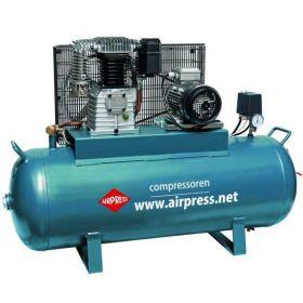 AIRPRESS SPRĘŻARKA OLEJOWA K200 - 600  200L/4KM/3KW/12bar 600l/min 36500