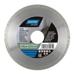 NORTON TARCZA D.CERAMIC TILES 125mm 70184601275