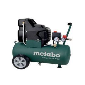METABO SPRĘŻARKA BEZOLEJOWA +  PLECAK METABO BASIC 250-24 W OF PL_SP19601532000