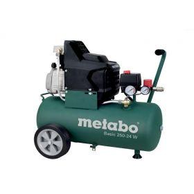 METABO SPRĘŻARKA OLEJOWA + PLECAK METABO BASIC 250-24 W PL_SP19601533000