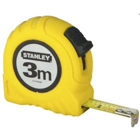 STANLEY MIARA  3m PLASTIKOWY KORPUS  0-30-487