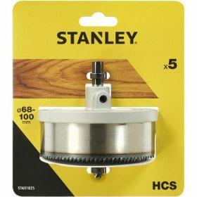 STANLEY OTWORNICA HCS DO DREWNA 68-100mm 68/74/80/90/100 mm STA81025