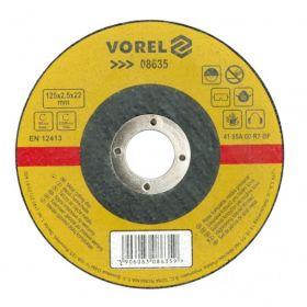 VOREL TARCZA DO CIĘCIA METALU 300x3,2x32mm 08642