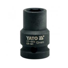 """YATO NASADKA UDAROWA 1/2"""" 12mm KRÓTKA  YT-1002"""