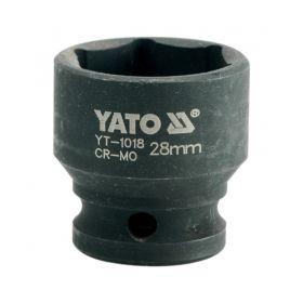 """YATO NASADKA UDAROWA 1/2"""" 28mm KRÓTKA  YT-1018"""