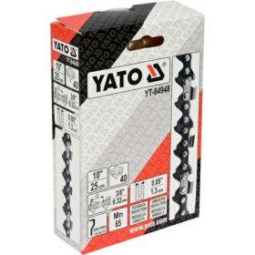 """YATO ŁAŃCUCH TNĄCY 25cm/40/3/8""""/1,3 YT-84948"""