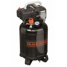 BLACK+DECKER SPRĘŻARKA BEZOLEJOWA PIONOWA 24L 1,5KM 8BAR 180 L/min NKCV304BND311