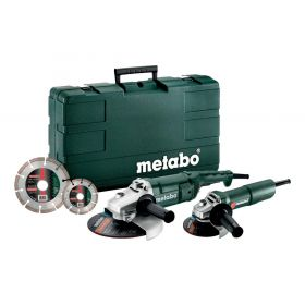 METABO ZESTAW COMBO WE2200-230+W750-125 685172510