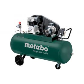 METABO SPRĘŻARKA OLEJOWA 400V 150L MEGA 350-150 D PL_SP20601587000