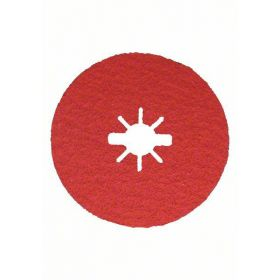 BOSCH FIBRA KRĄŻEK X-LOCK INOX/METAL 125 gr. 60 2608619183