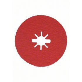 BOSCH FIBRA KRĄŻEK X-LOCK INOX/METAL 125 gr. 60 2608619185