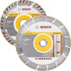 BOSCH TARCZA D.ZESTAW 2szt. 125 + 230mm STANDARD FOR UNIVERSAL 06159975H9