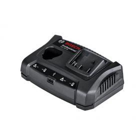 BOSCH ŁADOWARKA GAX 18V-30 10,8/12V/14,4/18V LI-ION, GNIAZDO USB 1600A011A9