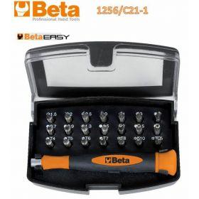 BETA WKRĘTAK Z KOŃCÓWKAMI 1256-C21-1