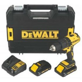 DEWALT WKRĘTARKA UDAROWA 18V DCD778L2T-QW