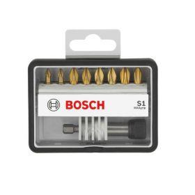 BOSCH ZESTAW KOŃCÓWEK WKRĘCAJĄCYCH 9szt S3 MAXGRIP 2607002576