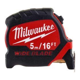 MILWAUKEE MIARA ZWIJANA PREMIUM WIDE 5m/16 ft 4932471817