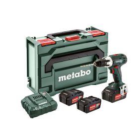 METABO WKRĘTARKA BS18LT+ASC55+3x4,0Ah + GŁOŚNIK BT 602102960