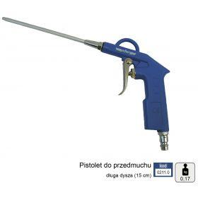 ADLER PISTOLET DO PRZEDMUCHIWANIA 15cm 0211.0