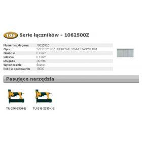 BOSTITCH SZTYFTY MINI 106 25mm 10 000 szt. 1062500Z