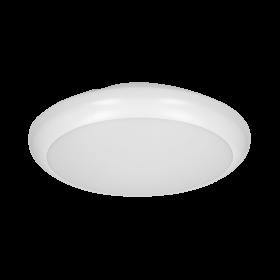 ORNO LAPIS LED 12W, PLAFON OŚWIETLENIOWY 800LM, IP65, 4000K OR-PL-6118WLPM4