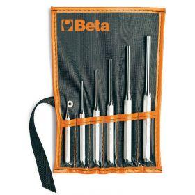 BETA WYBIJAKI CYLINDRYCZNE KOMPLET 6 elem.  2 - 8mm  31/B6