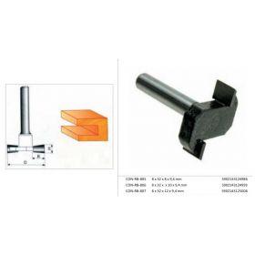 CONDOR FREZ DO DREWNA, DO ROWKÓW Fi=32  9,4 x 10mm TRZPIEŃ 8mm CON-ARB-2806