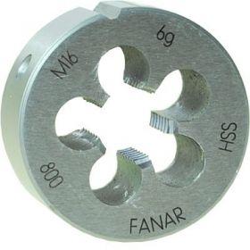FANAR NARZNKA M6 x 1,00  HSS800 DIN 22568 FAN-N1-121001-0060