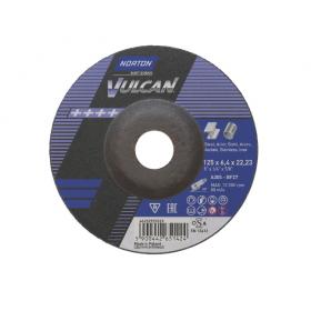 NORTON TARCZA VULCAN DO METALU 125mm x 6.4mm x 22.2mm -T27  A30S 66252925523