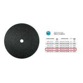 INCOFLEX TARCZA DO CIECIA METALU 350 x 3,5 x 32mm M41-350-3.5-32A24R