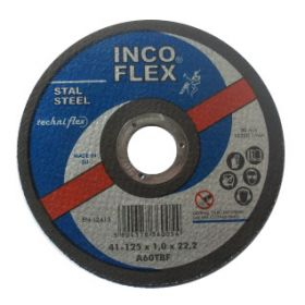 INCOFLEX TARCZA DO CIECIA METALU  400 x 4,0 x 32mm M41-400-4.0-32A24R