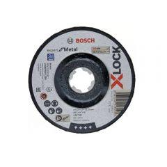 BOSCH TARCZA SZLIFIERSKA METAL X-LOCK 125*6*22 2608619259