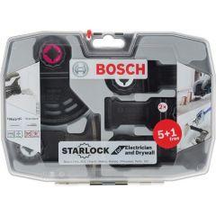 BOSCH MT ZESTAW STARLOCK ELEKTRYKA 6szt. 2608664622