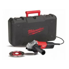 MILWAUKEE SZLIFIERKA KĄTOWA 115mm 800W AG800-115ED-SET