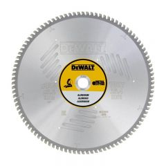 DEWALT PIŁA TARCZOWA DO METALU/ ALU 355x25,4mmx100z STATIONARY DT1917-QZ