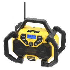 STANLEY RADIO SFM 18V BEZ AKUMULATORÓW I ŁADOWARKI FMCR001B FMCR001B-QW