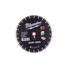 MILWAUKEE TARCZA DIAMENTOWA DUH 350mm 4932471986