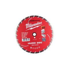 MILWAUKEE TARCZA DIAMENTOWA HUDD PREMIUM 350mm 4932471985