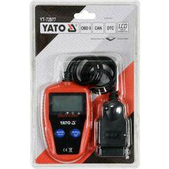 YATO TESTER DIAGNOSTYCZNY OBD/EOBD YT-72977