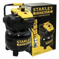 STANLEY SPRĘŻARKA BEZOLEJOWA  24L / 10BAR FMXCM0021E 8117230STF503