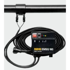 REMS EMSG 160 ZGRZEWARKA DO ELEKTROZŁĄCZEK 40 - 160mm 261001R220