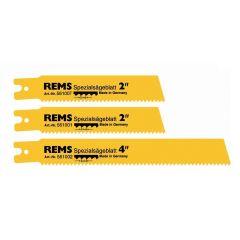 REMS BRZESZCZOT SPECIALNY 140mm ZĄB 3,2mm DO RUR STALOWYCH 561001R05
