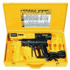 REMS ELEKTROHYDRAULICZNA PRASA POWER-PRESS BASIC-PACK 230V 450W 10 – 108 mm 577011R220